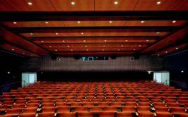 Kino v Muzeu Ludwig Kolín nad Rýnem I 2006 © Candida Höfer/VG Bild-Kunst, Bonn